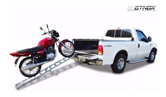 Rampa Dobrável Universal Dobrável Subir Moto Reforçada 350kg