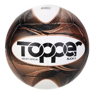 Bola De Futsal Topper Slick 2 Oficial