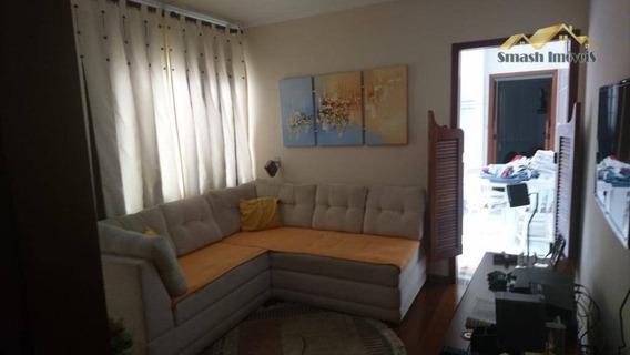 Casa Assobradada 2 Quartos (100 M²) 2 Vagas Edícula Móveis Planejados - Ca0021