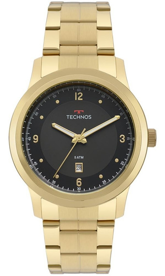 Relógio Technos Masculino 2115mrf/4p Original C/ Nota Fiscal