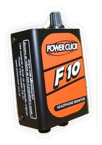 Amplificador Fone De Ouvido Power Click F10 Super Oferta !