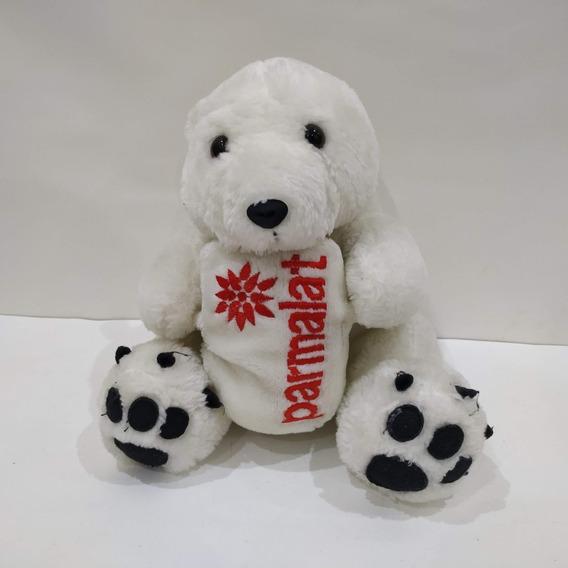 Bicho De Pelúcia Parmalat - Urso Polar