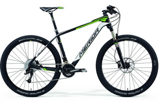 Bike Carbono Merida Big Seven X0 27,5 Tam.17 Suspa Reba