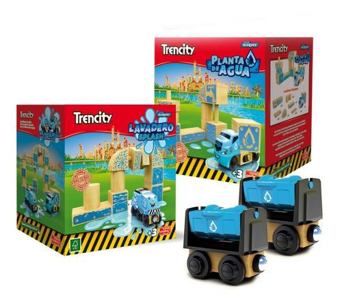 Imagen 1 de 10 de Trencity- Combo 6 - Tienda Oficial -