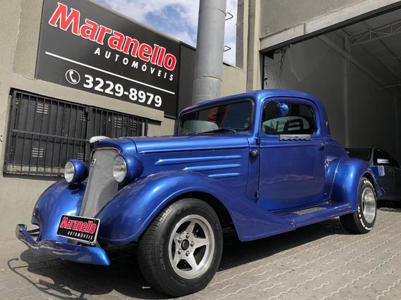 Chevrolet Hot Rod 1939 Coupe Antigo