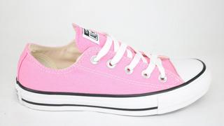 Tênis Converse All Star Cano Baixo Rosa - 35 - Rosa