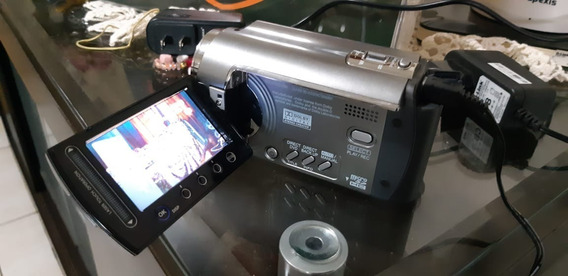 Filmadora Jvc Everio Hdd Camcorder Gz-mg230u Funcionando