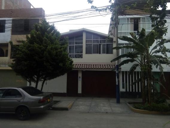 Casa En Venta - Chorrillos Matellini