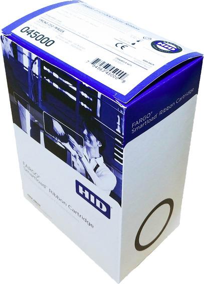 Ribbon Color 45000 P/ Fargo Dtc1250e 250 Impressões Ymcko *