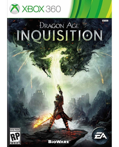 Dragon Age Inquisition Xbox 360 Juego Original Fisico