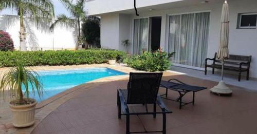 Casa Com 3 Dormitórios À Venda, 360 M² Por R$ 1.900.000,00 - Condominio Golden Park Residence - Mirassol/sp - Ca8334