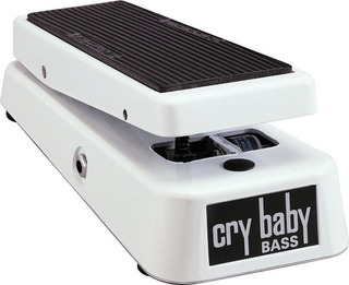 Pedal Dunlop Cry Baby P/bajo Wha Wha 105q Envio Cuotas