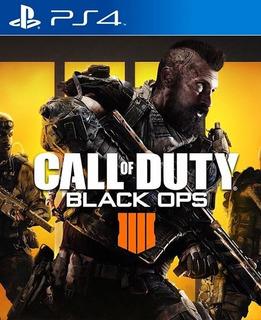 Juego Play 4 Ps4 Call Of Duty Black Ops 4 Fisico Original