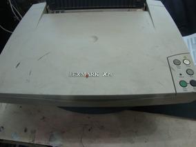Vendo Impresora Lexmark Multifuncional X 75 Sem Cartuchos
