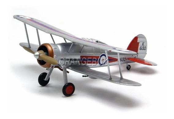 Avião Bi-plano Gloster Gladiator Mk1 1:48 Easy Model