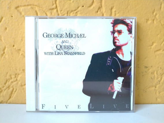 Cd George Michael And Quenn With Lisa Stansfield