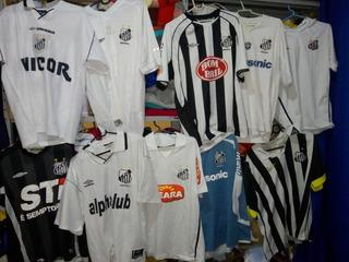 Camisa Santos Lote Original