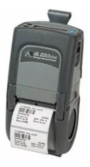 Impressora De Etiquetas Portátil Zebra Ql320wife Out Let