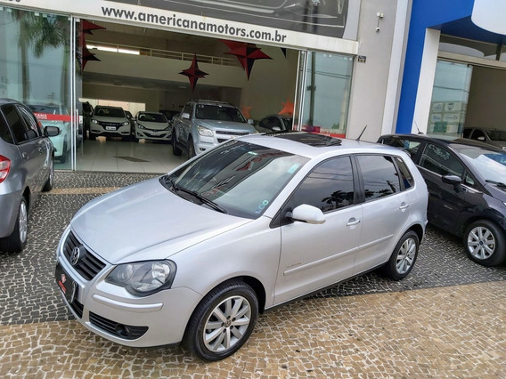 Volkswagen Polo Hatch 1.6 4p Sportline Flex