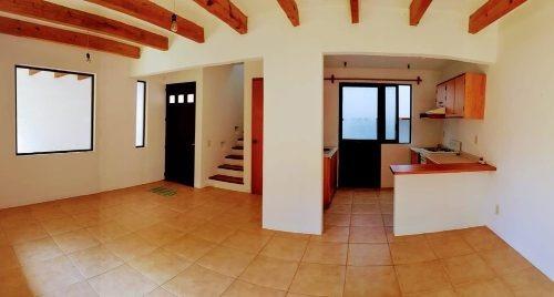 Cómoda Casa En Renta En Valle De Bravo