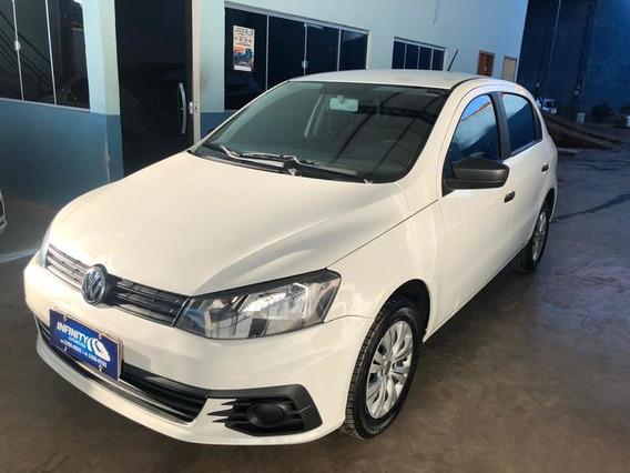 Volkswagen Gol Trendline 1.0 Total Flex 4p 2017