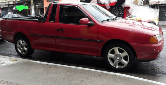 Volkswagen Saveiro 1.6/1999 Gasolina