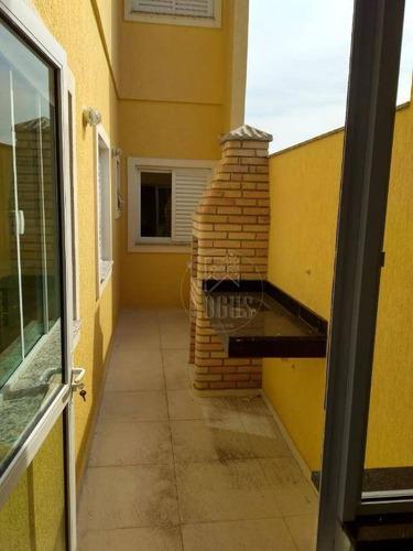 Imagem 1 de 8 de Apartamento Com 3 Dormitórios À Venda, 80 M² Por R$ 445.000,00 - Santa Maria - Santo André/sp - Ap1381
