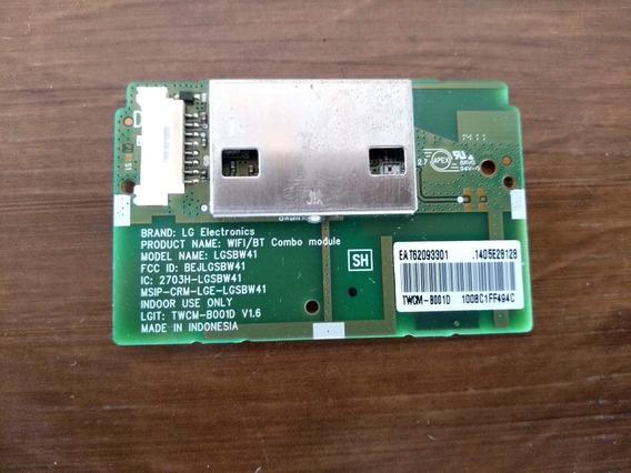 Placa Wifi LG 47lb6500 Eat62093301