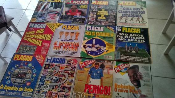 20 Revistas Placar Anos 80 90 2000 + Especial Jules Rimet