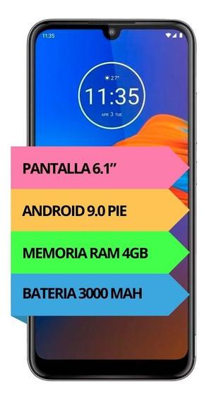 Celular Motorola Moto E6 Plus Special Edition 64gb 4gb 12c