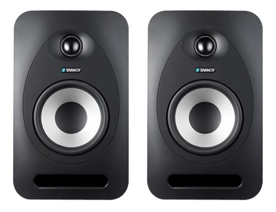 Par De Monitor De Estúdio Tannoy Reveal 502 105 W - Ap0020k2