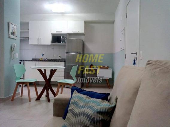 Apartamento Com 1 Dormitório Para Alugar, 30 M² Por R$ 1.750,00/mês - Gopoúva - Guarulhos/sp - Ap1691