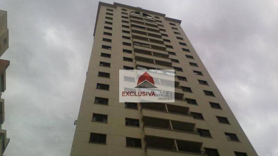 Apartamento Com 3 Dormitórios À Venda, 85 M² Por R$ 375.000,00 - Jardim Aquarius - São José Dos Campos/sp - Ap2713