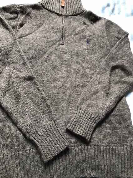 Sweater Polo Ralph Lauren Talle 10/12 Como Nuevo!!!