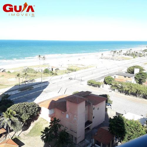 Imagem 1 de 15 de Lindo Apartamento Com 02 Quartos Na Praia Do Futuro - 1707