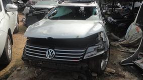 Sucata Volkswagen Passat Var. 2.0t 2013/2014