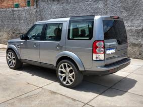 Land Rover Discovery 4 Com Cambio De 7 Velocidades