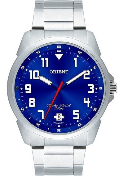 Relógio Orient Masculino Mbss1154 D2sx