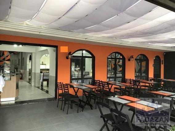 Ponto Comercial - Restaurante À Venda, 200 M² Por R$ 250.000 - Tarumã - Curitiba/pr - Pt0052