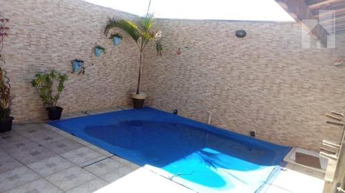 Casa Com 2 Dormitórios À Venda, 100 M² - Morro Alto - Itupeva/são Paulo - Ca1065
