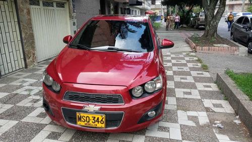 Chevrolet Sonic 2013 1.6 Lt 4 P
