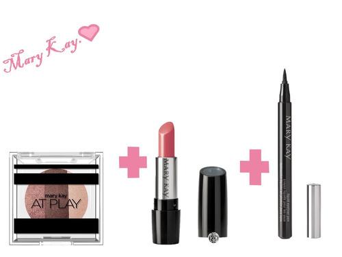 Set Maquillaje Y Crema Para Manos Gratis Mary Kay.