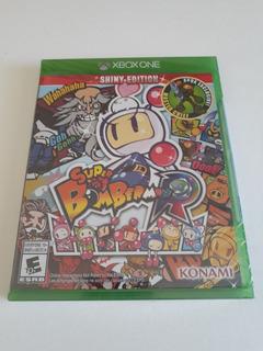 Super Bomberman R Xbox One Nuevo Sellado