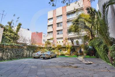 Departamento Tipo Loft En Renta, Colonia Del Valle