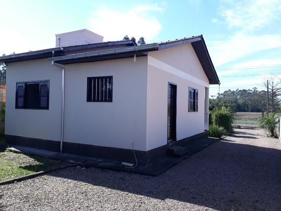 Casa De Alvenaria A 13 Km De Criciúma