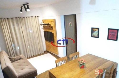 Imagem 1 de 14 de Apartamento Com 2 Dormitórios À Venda, 68 M² Por R$ 275.000,00 - Taboão - São Bernardo Do Campo/sp - Ap3291