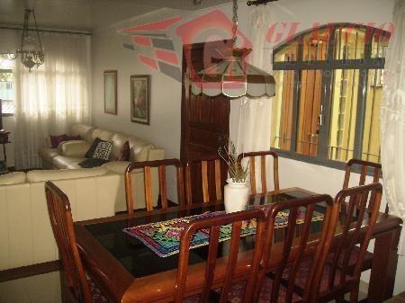 Sobrado Para Venda Em São Paulo, Jardim Peri Peri, 3 Dormitórios, 1 Suíte, 4 Banheiros, 4 Vagas - So0194_1-1009694