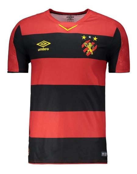 Camisa Umbro Sport Recife I 2019 N°10