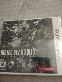 Metal Gear Solid 3d