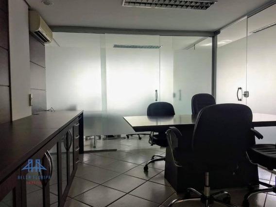 Sala À Venda, 49 M² Por R$ 350.000,00 - Centro - Florianópolis/sc - Sa0044